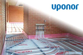 Uponor Underfloor Heating Design And Installation From
